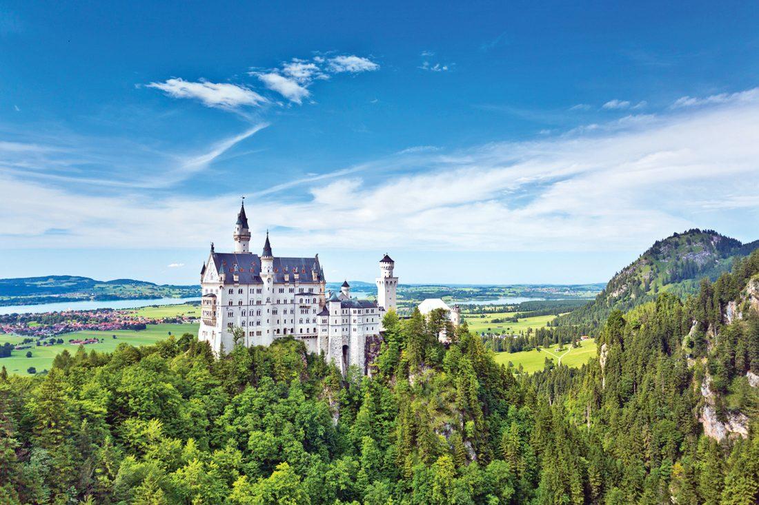 Kelionė į Bavariją